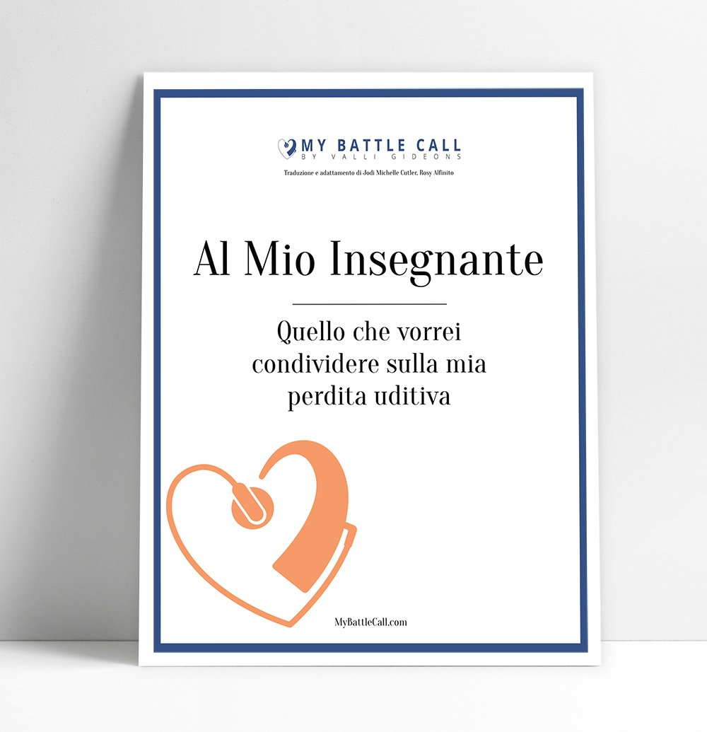 My-Battle-Call-Al-Mio-Insegnante-Mockup Template Of Accommodations Letter From Teacher on resume cover, end year, gift donation, free new, parent introduction, parent welcome, thank you, welcome back, appreciation thank you,